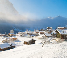 Holiday homes in the Bernese Oberland, Switzerland