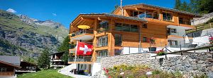 Familiy vacation home Switzerland