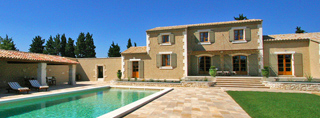 Luxury vacation homes in France